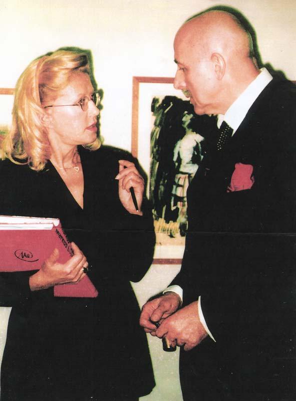 Sie sehen Bilder aus dem Artikel: Ausstellung 1998 - Markus Lüpertz