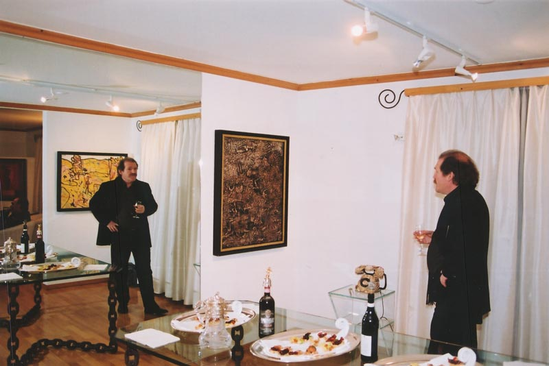Sie sehen Bilder aus dem Artikel: Ausstellung 2002 - My selection