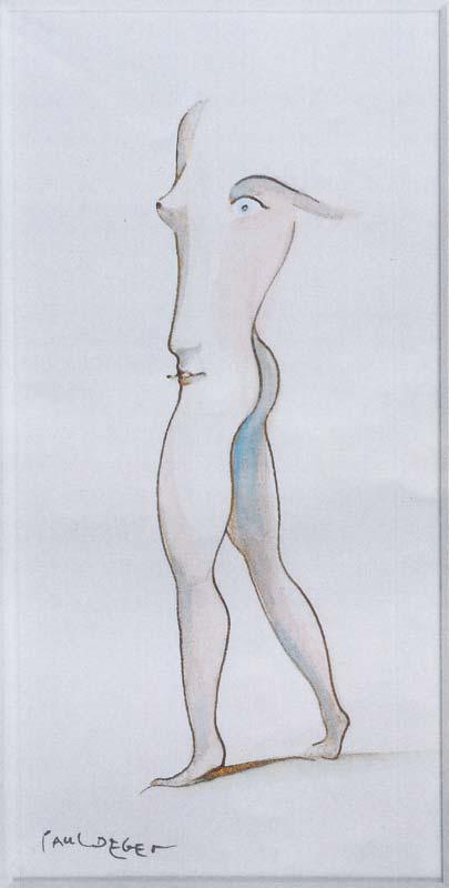 Sie sehen Bilder aus dem Artikel: Ausstellung 2009 'Bodies in Paintings'