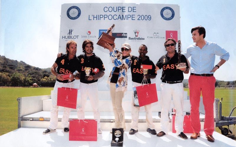 Sie sehen Bilder aus dem Artikel: Eine Kettenraktion - La Coupe de l'Hippocampe 2009