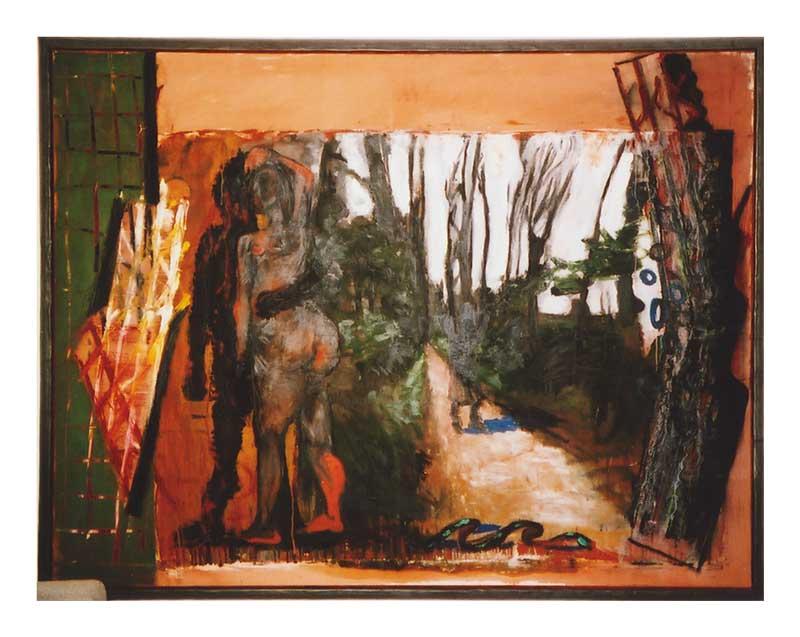 Sie sehen Bilder aus dem Artikel: Die gezeigten Arbeiten stehen zum Verkauf