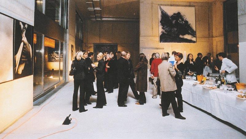 Sie sehen Bilder aus dem Artikel: Ausstellung 2002 - POLUS